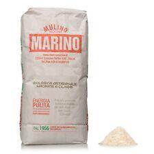Mulino Marino - Macina, Farina Bio Grano Tenero Macinato Integrale Completo - 25