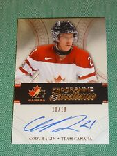 11-12 The Cup CODY EAKIN Auto RC Programme of Excellence 10/10 * Last 1/1 VEGAS!
