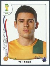 PANINI WORLD CUP 2014- #177-AUSTRALIA-TOM ROGIC