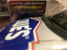 2003 Jimmie Johnson RARE CHASE car Lowes Authentic STEEL 1 of 50 RC ***ERROR***
