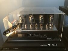 McIntosh,  mc 275,  mc240, mc 225, Acrylic protection, cover , display