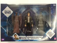 Doctor Who 11th Doctor Weeping Angel & Projected Weeping Angel 3-Pack Action Fig