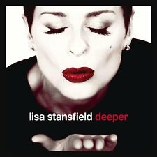 LISA STANSFIELD - DEEPER   CD NEUF