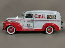 Danbury Mint Chevrolet Panel Truck Heinz 57 Euc Original Packaging