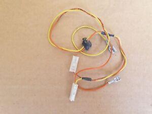 Dyson DC15 PCB to Brushroll Motor Cable Flex Loom. Used