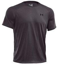 Under Armour 1228539 Men's T-Shirt UA Tech Short Sleeve Athletic Heatgear Gym ^