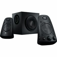 Logitech Z623 400 Watt Home Speaker System, 2.1 Speaker System THX Certified