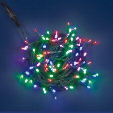 PLB Funktions-System LED Lichterkette 10m multicolor-grün außen 31463 xmas