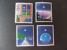 New Zealand 1989 Christmas SG1520/3 MNH UM unmounted mint