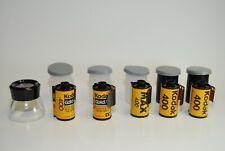 Kodak 400 GOLD Plus, Kodak 400 35mm Film (Expired: ? )
