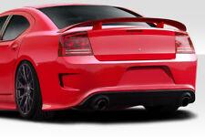 2006-2010 Dodge Charger Duraflex Hellcat Look Rear Bumper - 1 Piece 113292