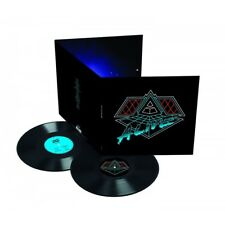 DAFT PUNK 'alive 1997 - 2007'box deluxe limited edition 4lp+book+slipmats SEAL