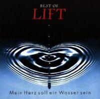 """LIFT """"MEIN HERZ SOLL EIN WASSER SEIN"""" CD NEUWARE"""