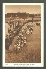 1928 Olympic Games Start Marathon Amsterdam - No 100