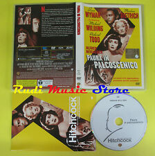 DVD film PAURA IN PALCOSCENICO 2010 Dietrich Wyman Wilding Todd Hitchcock no(D5)