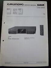 Original Service Manual  Grundig  T 6