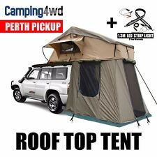 Roof Top Tent with Annex + Strip Light + Floor *PERTH PICKUP*