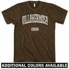 Villahermosa Mexico T-shirt - Men S-4X  Gift Tabasco Atlas FC Tabasqueño Mexican