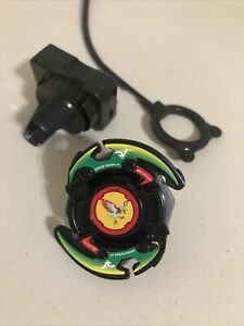 Hasbro Beyblade V Force Black Dranzer F With Ripcord And Launcher - US Seller