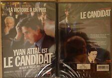 DVD LE CANDIDAT Niels Arestup Yvan Attal élection présidentielle thriller potiqu
