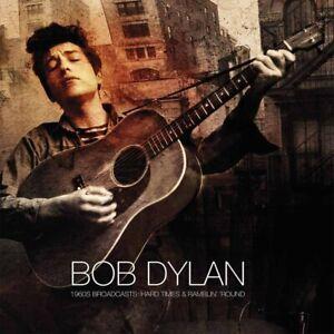 BOB DYLAN 1960s Broadcasts: Hard Times & Ramblin' 'Round vinyl 3-LP box set NEW