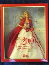 2010 Holiday Barbie NIB Collectors Doll