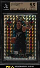 2019 Panini Mosaic Stained Glass Luka Doncic #9 Bgs 9.5 Gem Mint