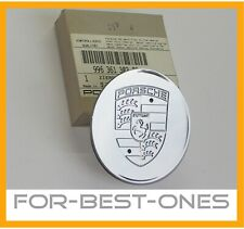 NEU Porsche 911 996 997 Rad Radzierdeckel Nabenkappe chrom center hub cap wheel