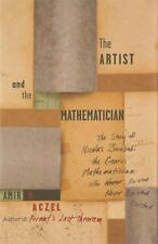 The Artist and the Mathematician: The Story of Nicolas Bourbaki, the Genius Math
