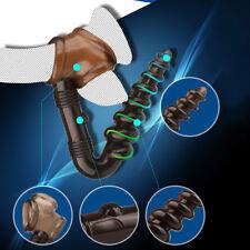 Male Strap_On Dildo_Plug Anal_Butt_P-spot Stimulator Gay_Men Prostate Massager