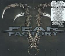 CD ALBUM - FEAR FACTORY - MECHANIZE + BONUS TRACK + ONLINE EXTRA'S - digipack