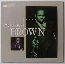 CLIFFORD BROWN ~ ALTERNATE TAKES ~ BLUE NOTE DMM VINYL LP ~ TOP COPY!