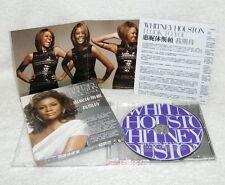 Whitney Houston I Look to You 2009 Taiwan Ltd CD w/BOX