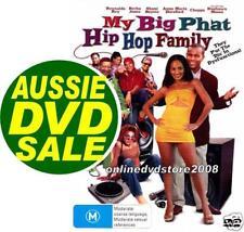 MY BIG PHAT HIP HOP FAMILY - Reynaldo REY Retha JONES (FRIDAY) Comedy DVD NEW R4