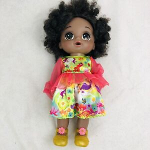 Hasbro Baby Alive Once Upon a Baby Forest Tales Forest Mia African American Doll