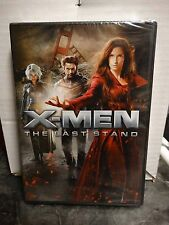 THE X-MEN THE LAST STAND MOVIE - mip -  FACTORY SEALED DVD oop ! logan