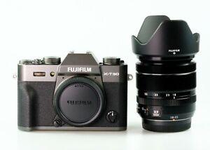 Fujifilm X-T30 Anthrazit (Kit mit XF 18-55mm f.2,8-4) >>Demoware / Fachhändler<<