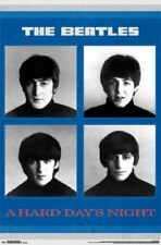 """Poster - The Beatles - A Hard Day's Night New Wall Art 22""""x34"""" rp13578"""