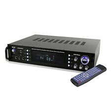 Pyle Home Theater Bluetooth Hybrid Pre-Amplifier Stereo Receiver | P2203ABT