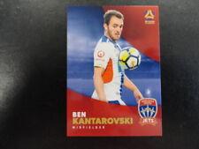 2017/18 TAP'N'PLAY A-LEAGUE CARD NO.128 BEN KANTAROVSKI NEWCASTLE UNITED