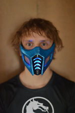 Mortal Kombat Sub-Zero  Mask costume cosplay MKX