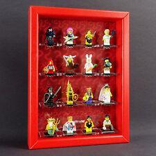 figucase Vitrina de colección para Lego Serie 8831 MINIFIGURAS 7 Vitrina Lavado