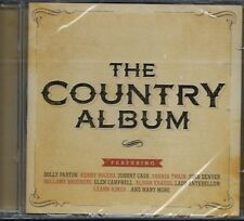 THE COUNTRY ALBUM - Various Artists - 2xCD Album *NEW & SEALED*
