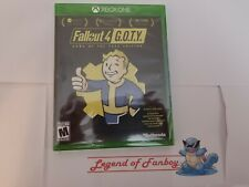 New * Fallout 4 GOTY Game of The Year Edition - Xbox One * Sealed Game + ALL DLC