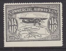 CANADA 1929 MINT LH SC #CL47 COMMERCIAL AIRWAYS SEMI-OFFICIAL AIRWAYS CAT $125
