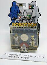 Toynami Robotech I-Men VF-1A Ben Dixon Veritech Fighter Carded