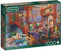 The Quilt Shop 1000 Piece Jigsaw