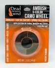 Dead Down Wind Ambush 5 Color Camo Paint Wheel With Carry Case Mirror 1201