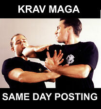 KRAV MAGA THE ULTIMATE SELF DEFENCE TRAINING DVD BEGINNERS STEP BY STEP