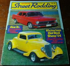 1984 STREET RODDING.1964 EH Holden.1934 Ford Coupe Sedan '29 Tourer.'33 Roadster